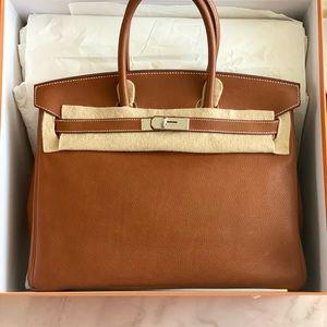 Hermès Birkin 35 - Brand New